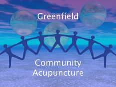 Affordable acupuncture in a community setting